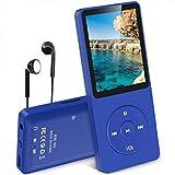 AGPTEK MP3 Player, 8GB verlustfrei MP3 mit 1,8...