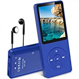 MP3 Player, 8 GB verlustfrei MP3 mit 1.8 Zoll...
