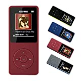 MP3-Player, 8 GB MP3-Musik-Player-Unterstützung...