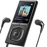 Victure MP3 Player 99 Stunden Wiedergabe Tragbarer...