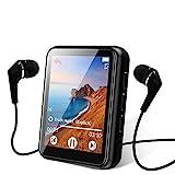 MP3 Player, 16GB Bluetooth 5.0 MP3 Player mit 1.8'...