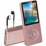 AGPTEK MP3 Player, 8GB/16GB MP3 Player 70 Stunden...