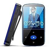 Mibao 32 GB Bluetooth MP3 Player mit Clip,...