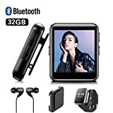 MP3 Player BENJIE 32GB MP3 Player Bloothooth 1,5'...