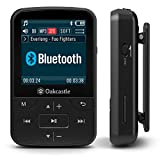 Oakcastle MP100 8GB MP3-Player mit Bluetooth,...