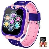 Kinder Smartwatch 7 Spiele - Kids Smartwatch MP3...