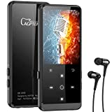 AGPTEK MP3 Player, 32GB Bluetooth 4.2 MP3 Player...