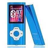 MYMAHDI Bluetooth 5.0 MP3/MP4-Player mit 32 GB...
