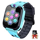 Kids Smartwatch MP3 Musik - 7 Spiele Kinder...