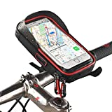 Smartphone-Halterung, Handy-Tasche für Fahrrad...