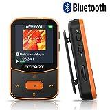 MP3 Player Bluetooth 4.1 Sport 8GB - Verlustfreier...
