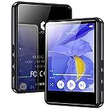 Bluetooth 5.0 MP3 Player 16GB mit 2.4' voller...