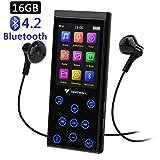 16GB Bluetooth MP3 Player, tragbarer...