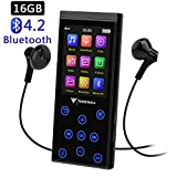 16GB Bluetooth MP3 Player, tragbarer...