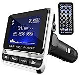Tinzzi FM-Transmitter Bluetooth KFZ Wireless Radio...