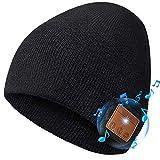 ULTRICS Bluetooth Beanie Mütze, Unisex Stereo...