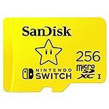 SanDisk microSDXC UHS-I Speicherkarte für...