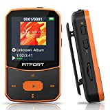 MP3 Player Bluetooth 5.0 Sport 16GB- Verlustfreier...