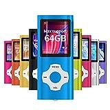 Mymahdi MP3 / MP4 beweglicher Spieler, dunkelblau...