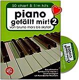 Piano gefällt mir! 50 Chart und Film Hits - Band...