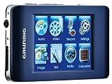Grundig Mpixx 8400 FM  MP3 Player 4 GB blau