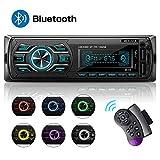 Autoradio mit Bluetooth Freisprecheinrichtung, 1...