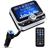 Bluetooth FM Transmitter Auto, Clydek Car Charger...