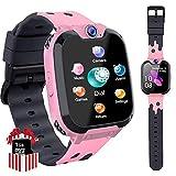 PTHTECHUS Kinder Smartwatch Telefon - Touchscreen...