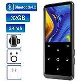 32 GB MP3 Player,Mibao MP3-Player mit Bluetooth...