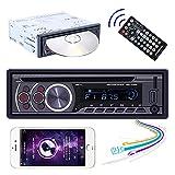 Hikity 1 Din Autoradio DVD CD-Player...