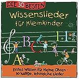 Die 30 besten Wissenslieder für Kleinkinder -...