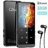 MP3 Player, 32GB Bluetooth MP3 Player mit...