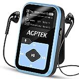 Bluetooth 4.2 MP3 Player 16GB Mini Sport Musik...