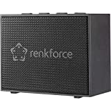 Renkforce BlackBox1 Bluetooth® Lautsprecher...