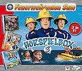 Feuerwehrmann Sam-Hörspiel Box 3